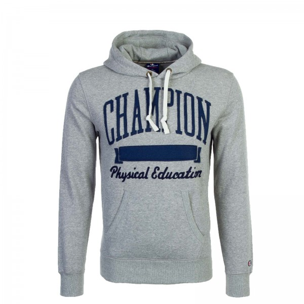 Champion Hoody 210717 Grey Navy