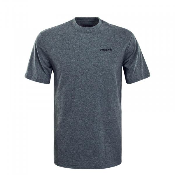 Herren T-Shirt Fitz Roy Grey
