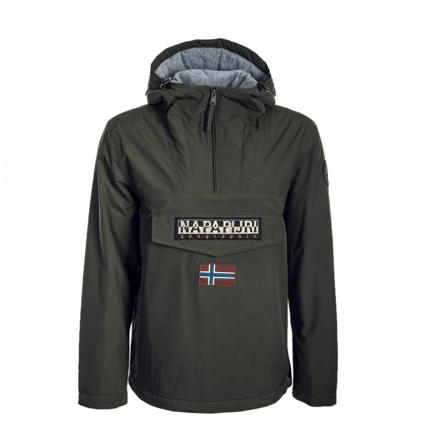 NAPAPIJRI Breaker Rainforest Olive