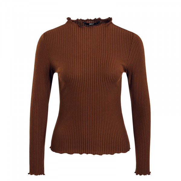 Damen Longsleeve Emma Brown