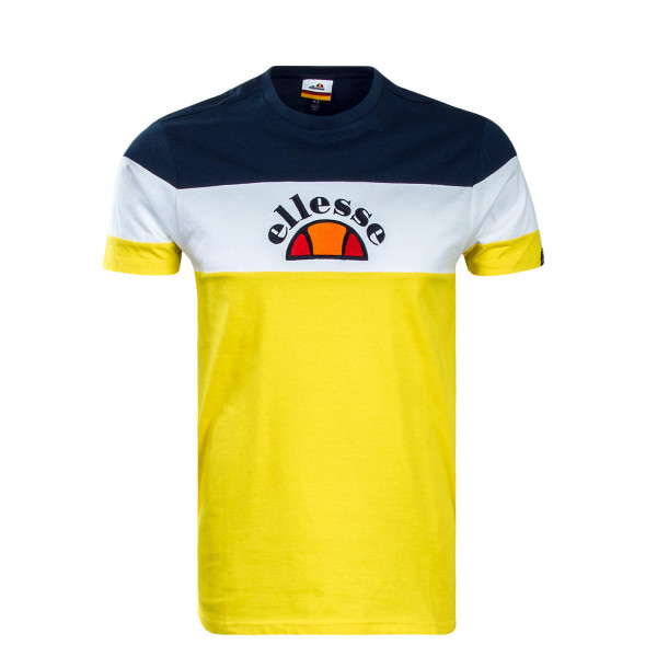 Ellesse TS Gubbio Yellow Navy White