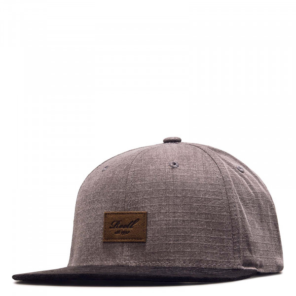 Cap Suede Washed Brown