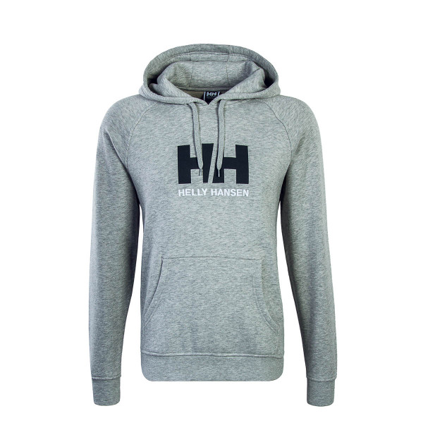 Helly Hansen Hoody Logo Grey