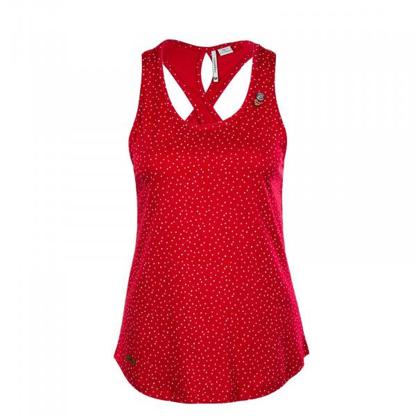 Damen Top- Infiny 10009 - Red