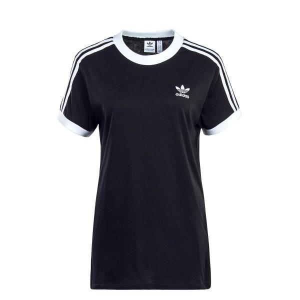 Adidas Wmn TS 3 Stripes Black