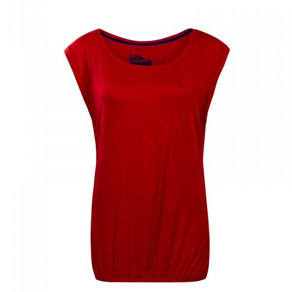 T-Shirt  Pique Red