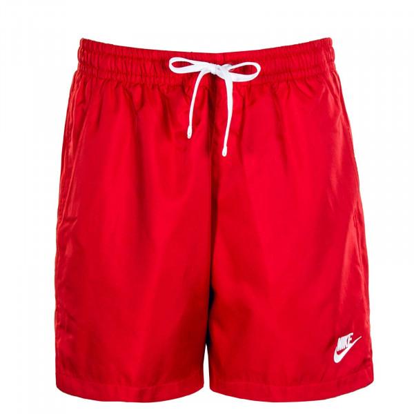 Herren Boardshort Flow Red