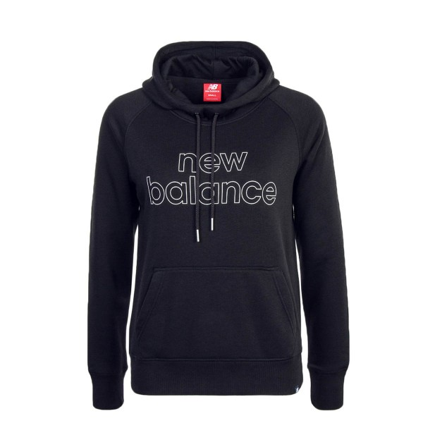 New Balance Wmn Hoody Essentials Black