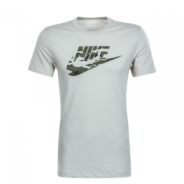 Herren T-Shirt NSW Camouflage 2 Beige