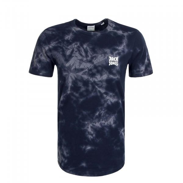 Herren T-Shirt Cotie SS Crew Neck Sky Captain Slim