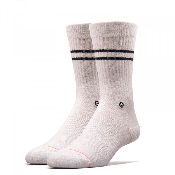 Damen Socken Solids Vitality White