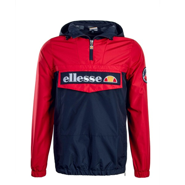 Ellesse Windbreaker Mont 2 Red Navy
