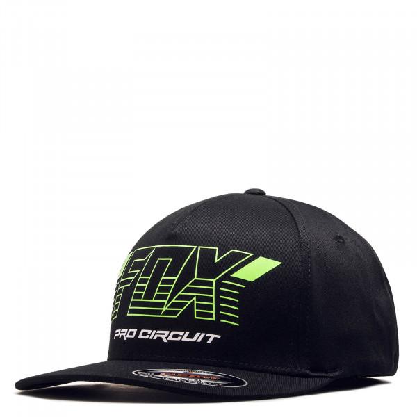 Basecap Pro Circuit Black Green