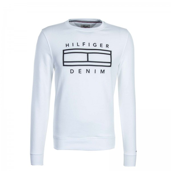 Tommy Sweat Outline White