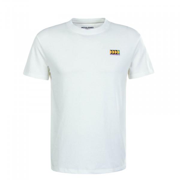 Herren T-Shirt Mirrage Off White