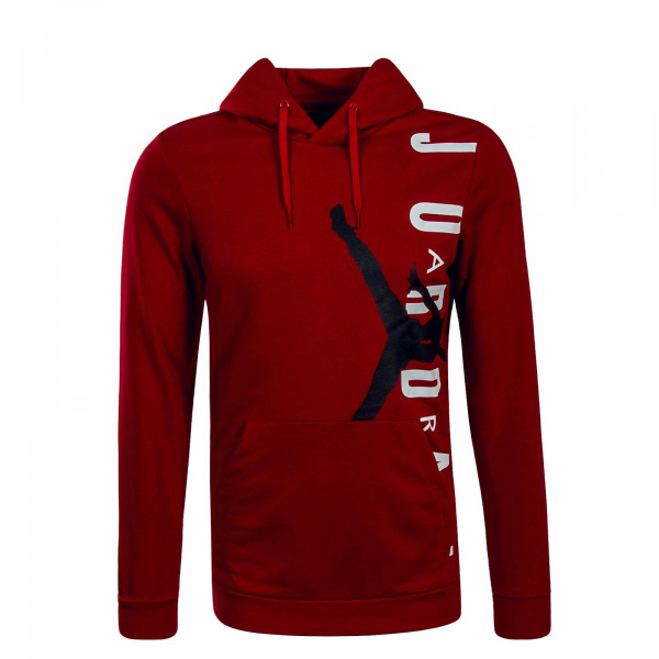 Jordan Hoody Jumpman Air Lightweight Red
