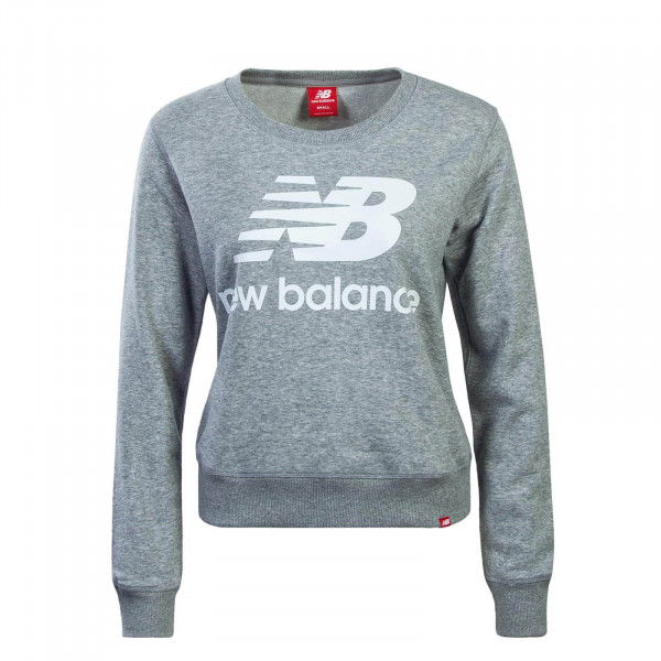 New Balance Wmn Sweat WT91585 Grey