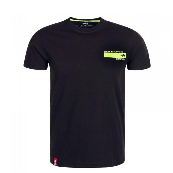Herren T-Shirt Blount Ave Black