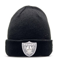 New Era Beanie Night OPS Raiders Black
