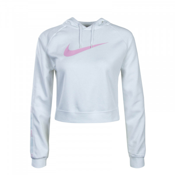 Nike Wmn Hoody NSW FM FLC White Rose