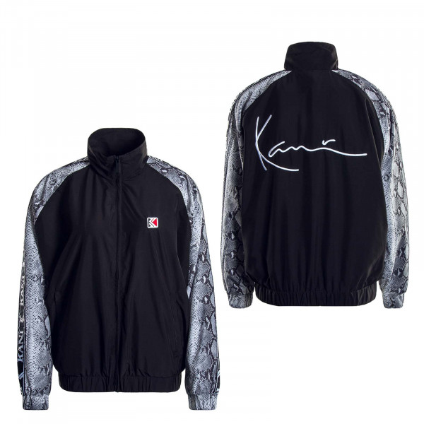 Damenjacke Retro Snake Black