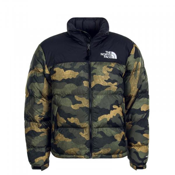 Herren Jacke 1996 RTRO Nuptse Camouflage