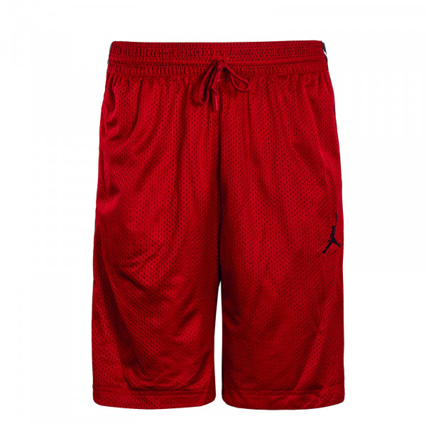 Herren Short Air Tear Away Red Black