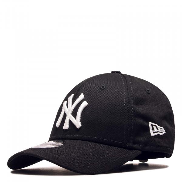 Cap 940 Youth Basic NY Black White