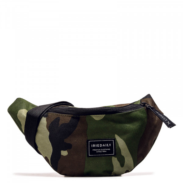 Iriedaily Hip Bag City Zen Olive Camo