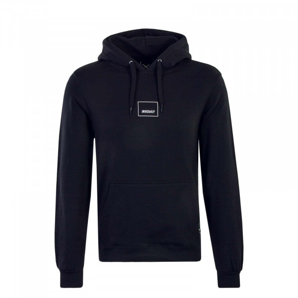 Hoody Served Frame Black