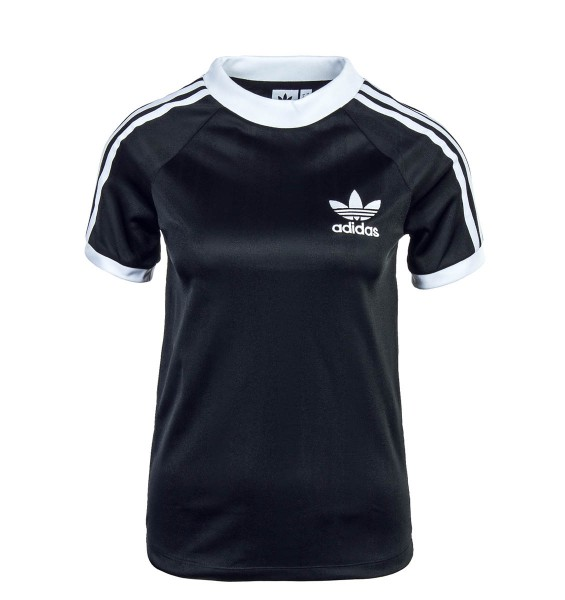 Adidas Wmn TS SC Football Black White