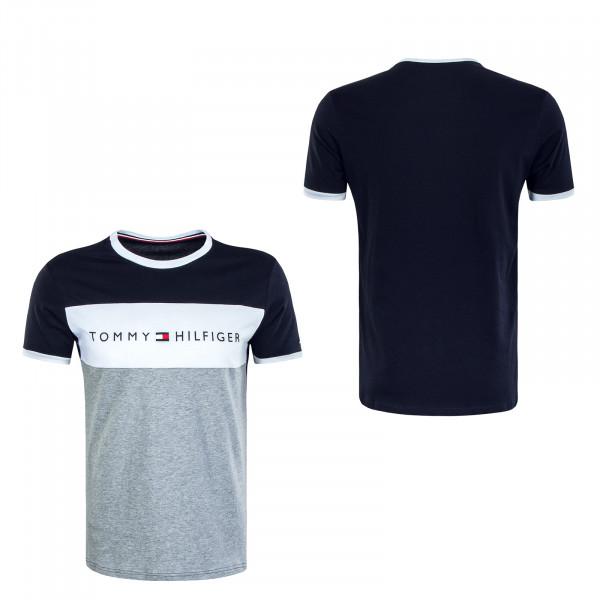 Herren T-Shirt Logo Flag 1170 Desert Sky