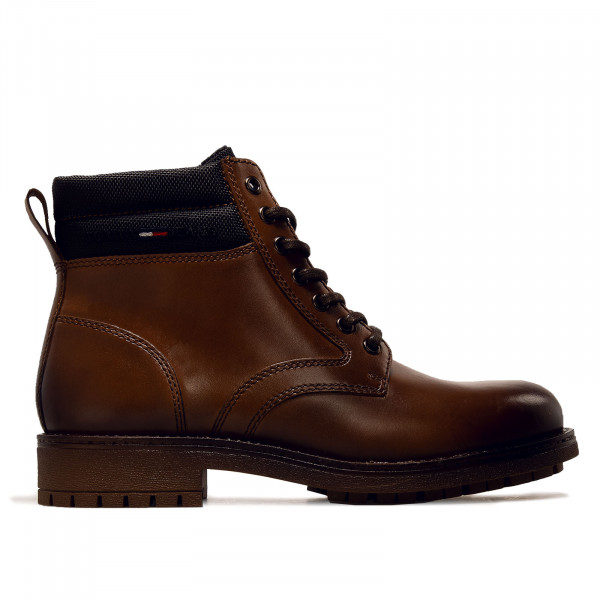 Herren Boots - Classic Short Lace Up - Hickory Brown