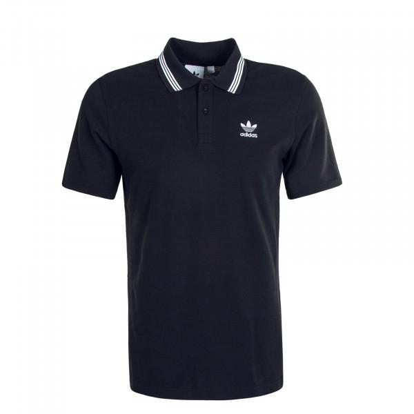 Herren-Poloshirt Pique 9952 Black