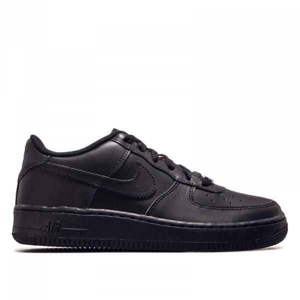 Damen Sneaker Air Force 1 Black Black