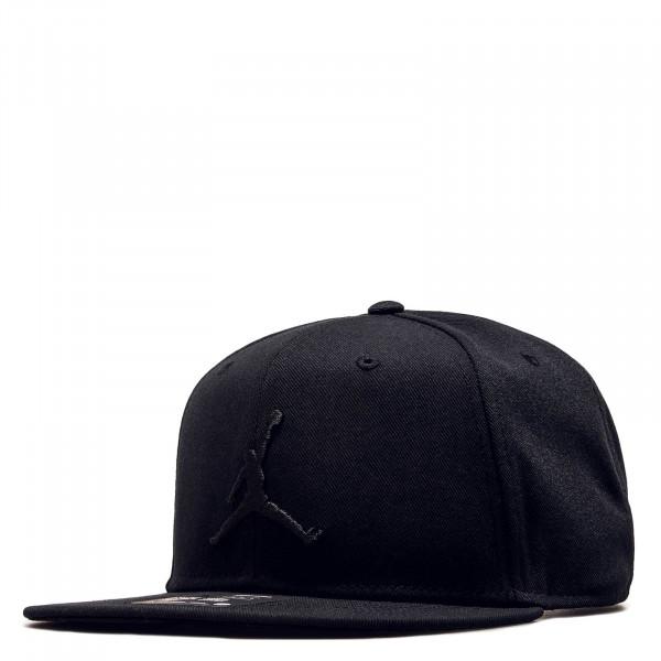 Cap Pro Jumpman Black Black