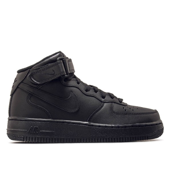 Nike Wmn Air Force 1 07 Mid Black