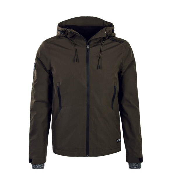 Superdry Jkt Elite Windcheater Olive