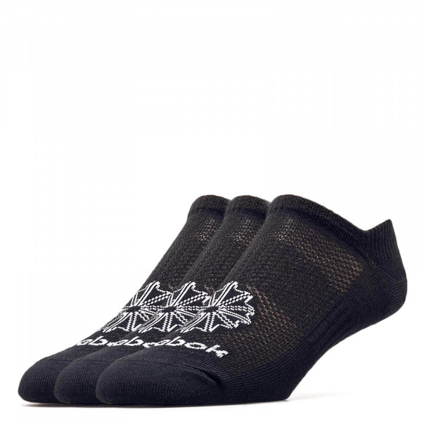 Reebok Socks 3er Pack Black