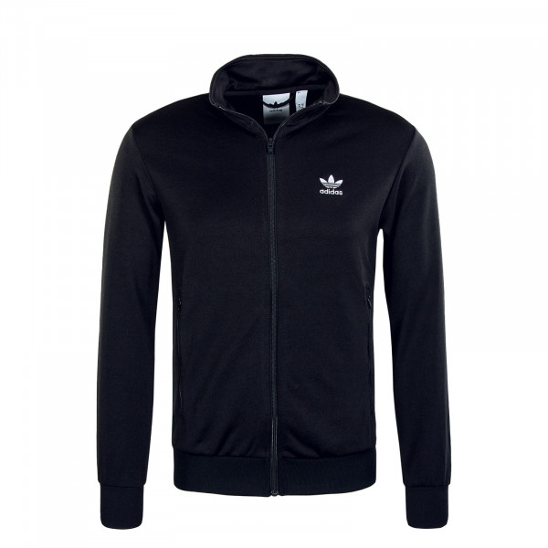 Herren Trainingsjacke Essential TT Black