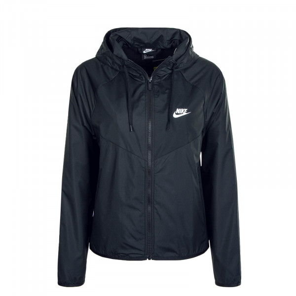 Damenjacke NSW Windrunner Black White