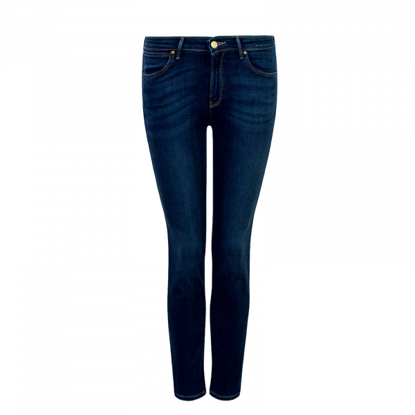 Damen Jeans Slim Authentic Blue