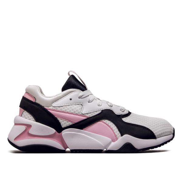 Damenschuh Nova 90's Bloc White Pink
