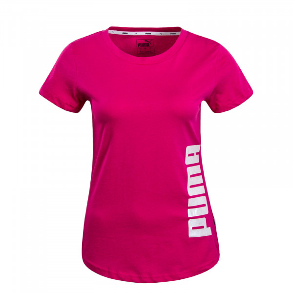 Damen T-Shirt Summer Pink