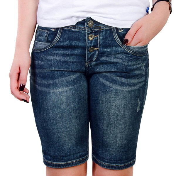 Sublevel Wmn Short 1826ZD 162 Dark Blue