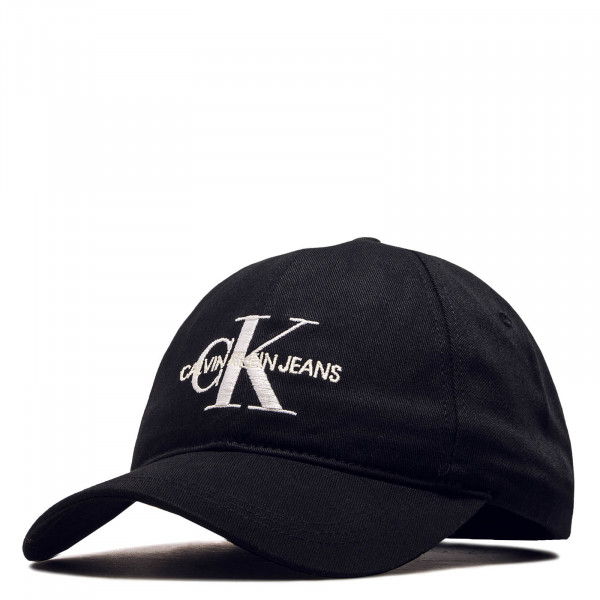 Cap Monogram 4940 Black White