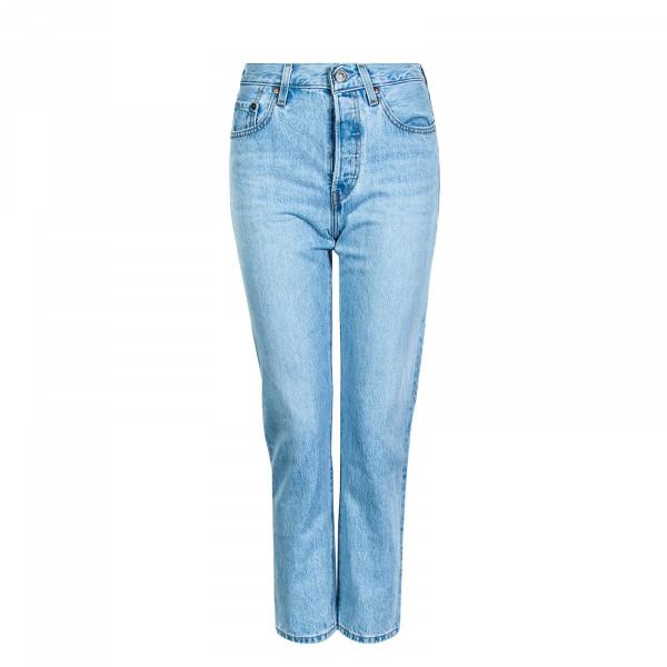Damen Jeans 501 Crop Luxor Ra