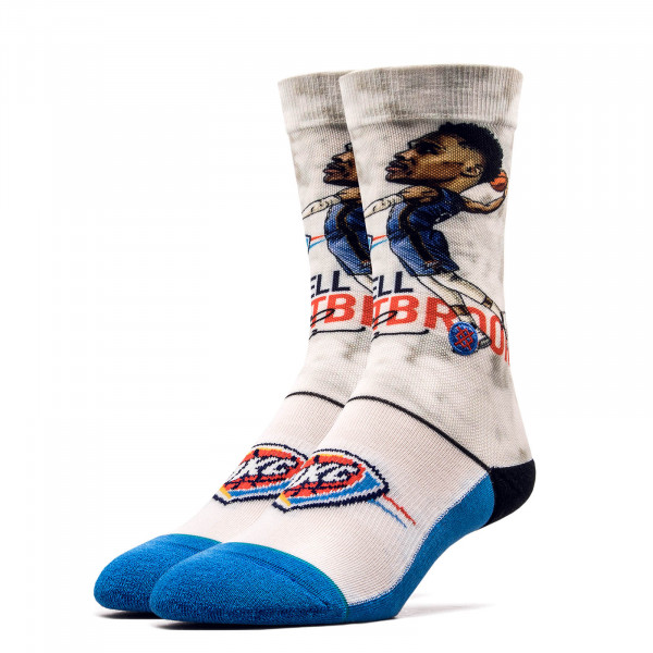 Stance Socks NBA Legends Westbrook Grey