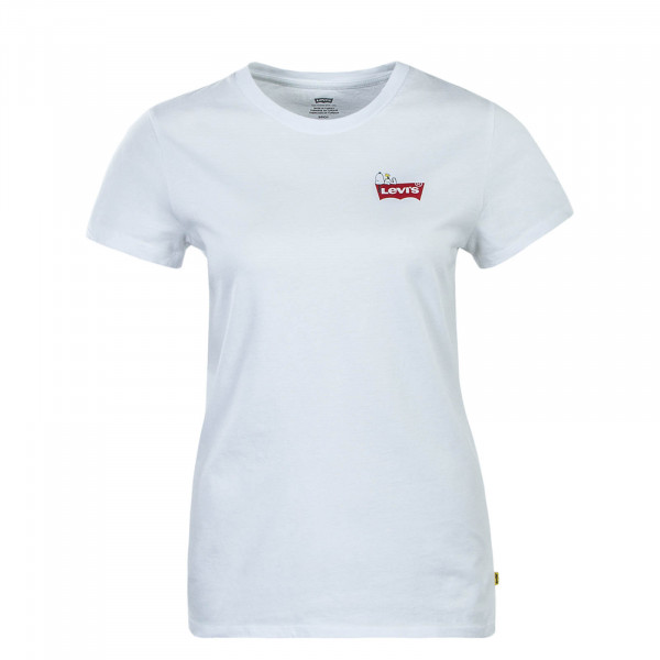 Damen T-Shirt  Perfect Peanuts HSMK White