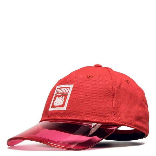 Puma Cap X Hello Kitty Red